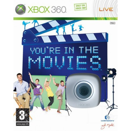 You're in the Movies +камера (Xbox 360) Русская версия