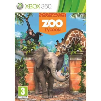 Zoo Tycoon (Xbox 360) Русская версия