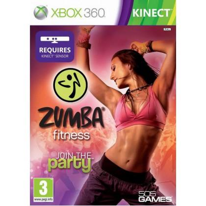 Zumba Fitness (Xbox 360)